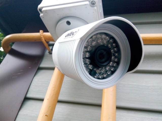 Камера аналоговая 960 ТВЛ