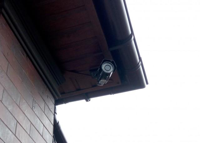 kamera na podshive